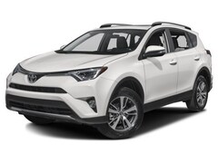 New 2018 Toyota RAV4 XLE SUV in San Antonio, TX