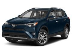 New 2018 Toyota RAV4 Limited SUV in League City, TX