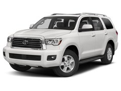 New 2018 Toyota Sequoia SR5 SUV in El Paso, TX