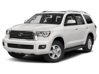 New 2018 Toyota Sequoia Limited SUV Conway, AR