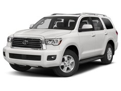 New 2018 Toyota Sequoia Platinum SUV in Laredo, TX