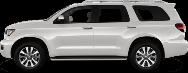 2018 Toyota Sequoia SUV SR5 w/FFV