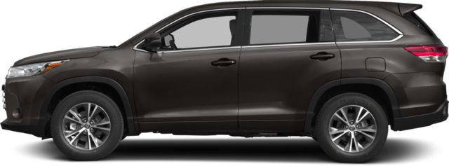 2018 Toyota Highlander at Merced Toyota
