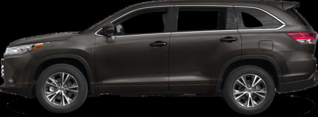 2018 Toyota Highlander VUD LE Plus V6