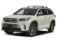 New 2018 Toyota Highlander XLE V6 SUV in Nash, TX