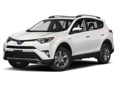 New 2018 Toyota RAV4 Hybrid LE SUV in Galveston, TX