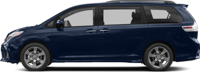 2018 Toyota Sienna Van LE 7 Passenger