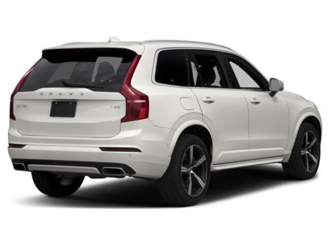 New 2018 Volvo Xc90 For Sale Lease Ramsey Nj Stock Voj0025