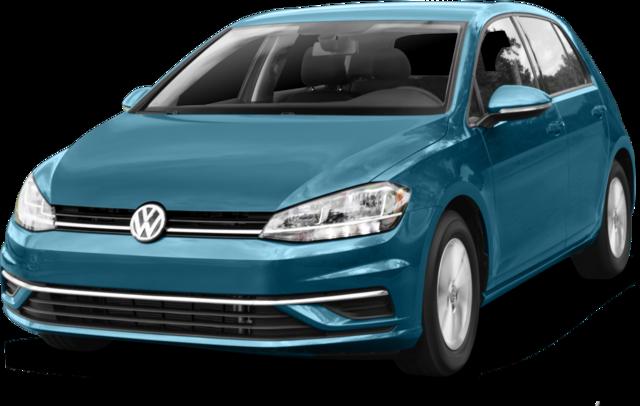2018 Volkswagen Golf Hatchback TSI SE