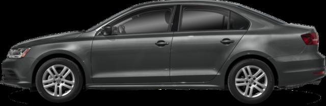 2018 Volkswagen Jetta Sedan 1.4T S