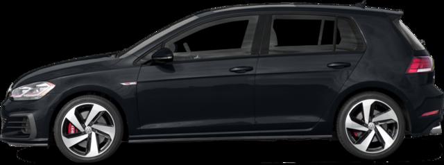 2018 Volkswagen Golf GTI Hatchback 2.0T SE