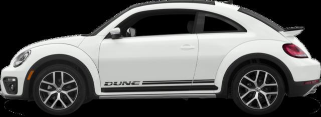2018 Volkswagen Beetle Hatchback 2.0T Dune
