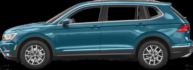 2018 Volkswagen Tiguan SUV 2.0T S 4MOTION