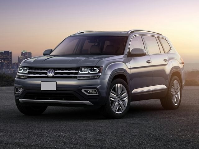 Used Volkswagen Atlas Murrieta