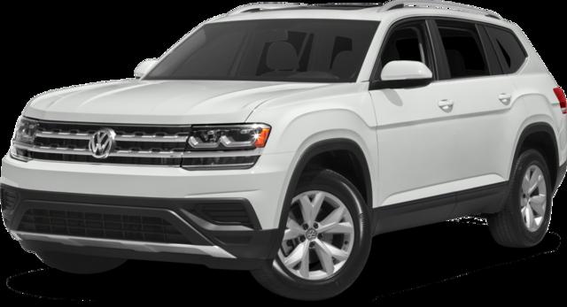 2018 Volkswagen Atlas SUV