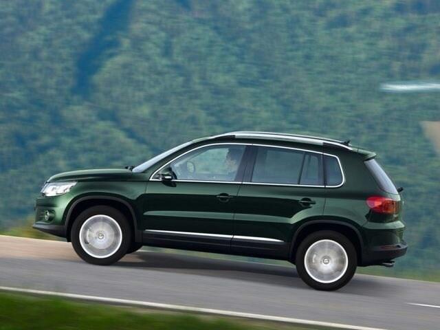 New VW Tiguan Limited in Houston | Momentum Volkswagen Jersey Village
