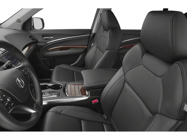 2019 Acura MDX Front Seat