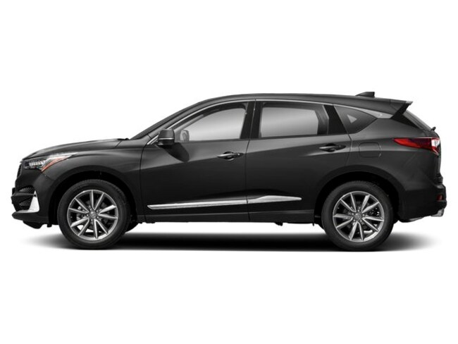 New 2019 Acura Rdx Technology Package Suv Canyon Bronze For Sale In