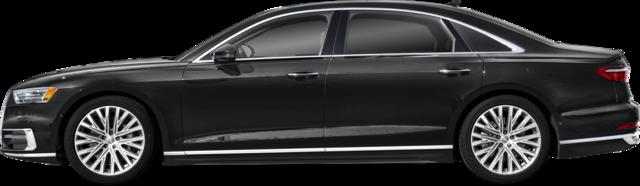 2019 Audi A8 Sedan L 60