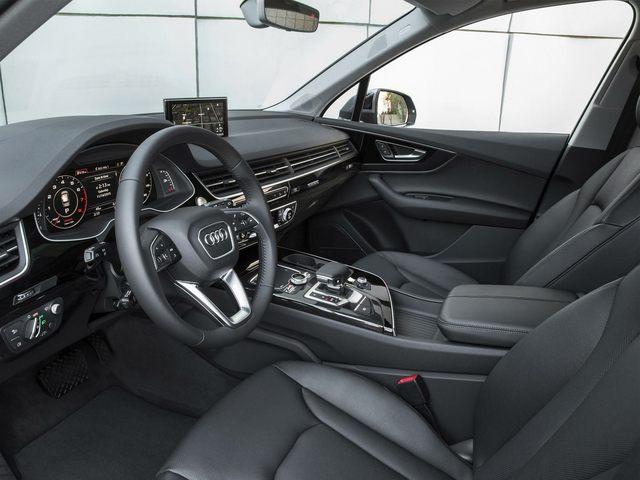 2019 Audi Q7 Suv Digital Showroom Fox Motors