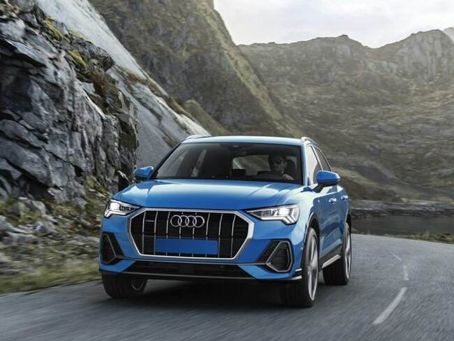 2019 New Audi Q3 For Sale Hampton | Near Newport News | VIN:  WA1FECF3XK1087170