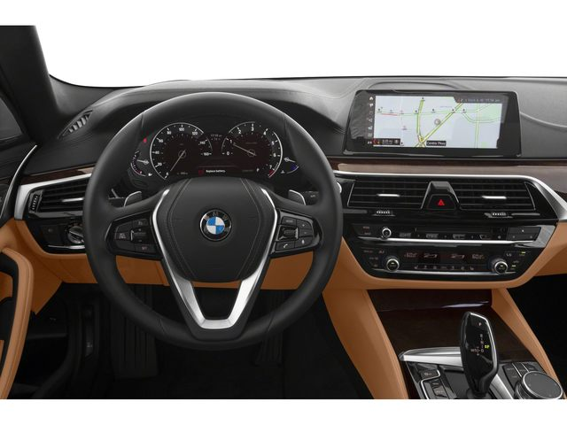2019 BMW 5 Series Technology