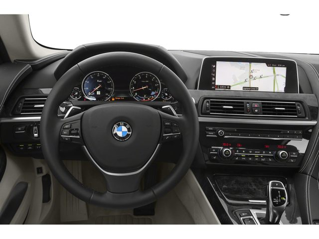 2019 BMW 6 Series Interior