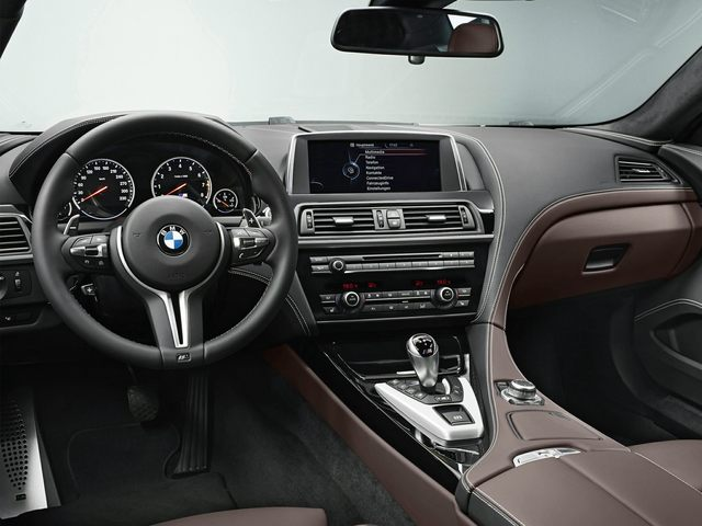 2019 Bmw M6 Gran Coupe Digital Showroom Fox Motors