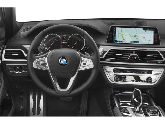 2019 BMW 740e Sedan