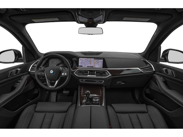 2019 BMW 5 Series Front Seat