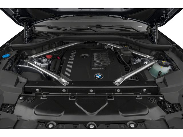 2020 BMW M4 Engine