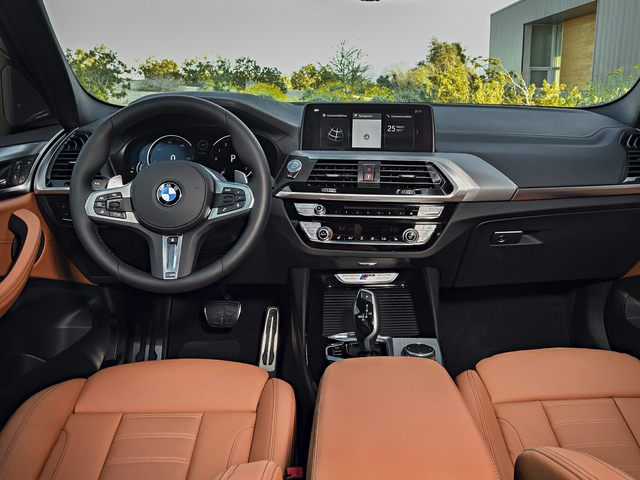 New BMW X3 Technology in Tacoma