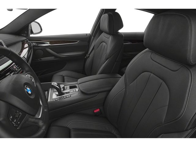2019 BMW X6 Front Seat