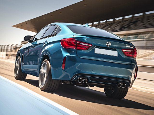 2019 BMW X6 M For Sale in Grapevine TX | BMW of Grapevine