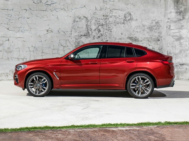 2019 BMW X4 in Charleston