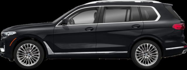 2019 BMW X7 SUV xDrive40i