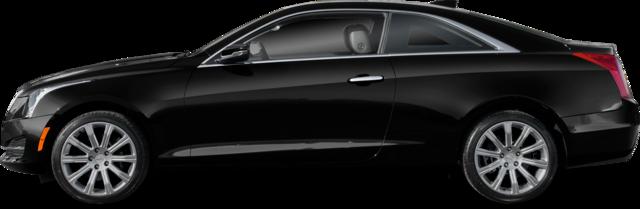 2019 CADILLAC ATS Coupe 2.0L Turbo Luxury