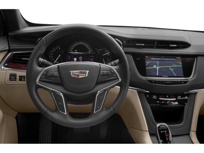 New 2019 CADILLAC XT5 For Sale at Wilcoxson Buick Cadillac ...