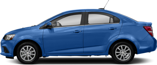 2019 Chevrolet Sonic Sedan LS Manual