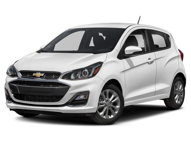 Chevy Spark specs and information