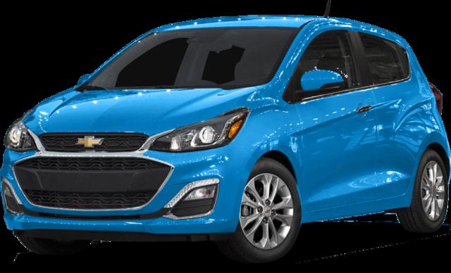 2019 Chevrolet Spark Hatchback LT w/1LT Manual