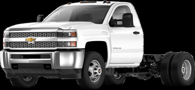 2019 Chevrolet Silverado 3500HD Chassis Truck LT