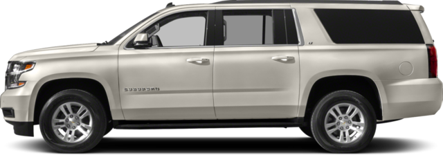 2019 Chevrolet Suburban SUV Commercial Fleet