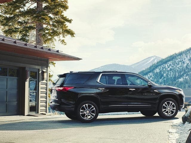 2019 Chevrolet Traverse: Design, Specs, Price >> New 2019 Chevrolet Traverse For Sale At Lubbers Cars Vin