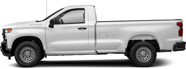 2019 Chevrolet Silverado 1500 Truck Work Truck