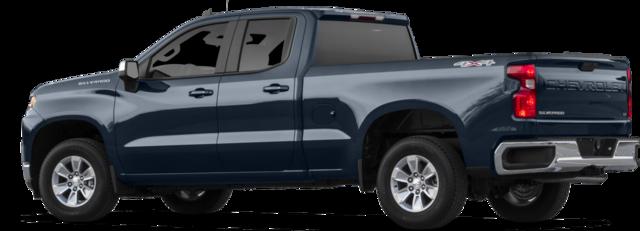 2019 Chevrolet Silverado 1500 Truck Silverado Custom