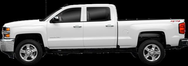 2019 Chevrolet Silverado 2500HD Truck WT