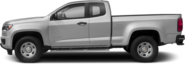 2019 Chevrolet Colorado Truck Base