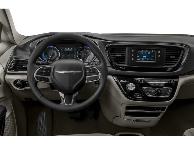 Chrysler Pacifica Driver Console
