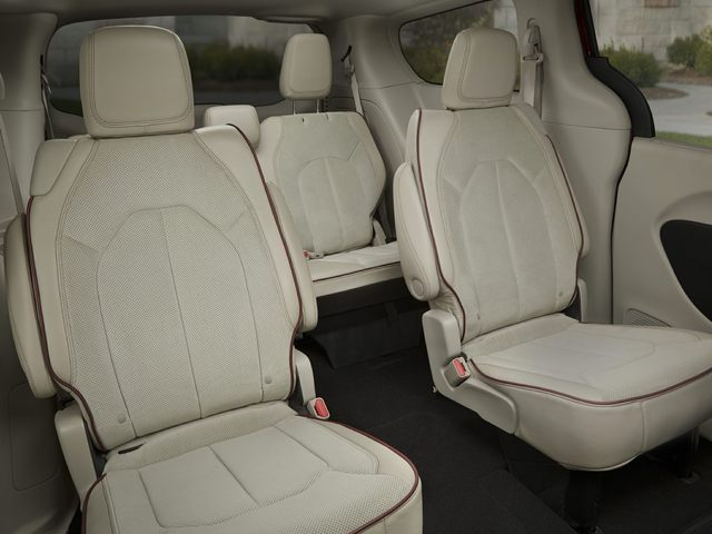 Chrysler Pacifica Rear Interior